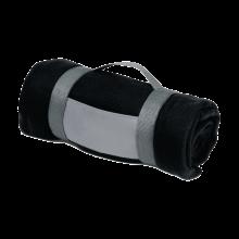 Plaide en polaire   SuperSoft   185 gr/m2   735411 Noir