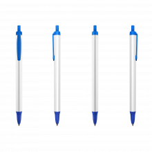 Stylo BIC   Quadrichromie   771882 Bleu