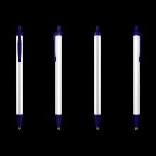 Stylo BIC   Quadrichromie   771882 Bleu foncé
