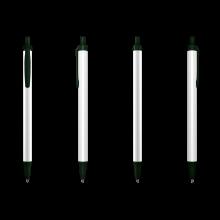 Stylo BIC   Quadrichromie   771882 Vert Foncé