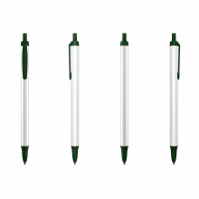 Stylo BIC   Quadrichromie   771882 Vert