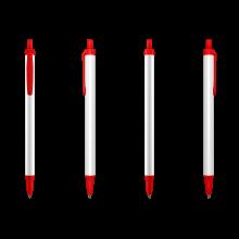 Stylo BIC   Quadrichromie   771882 Rouge