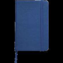 Carnet coloré | Format A6 | 100 pages lignées | 8032889 Bleu