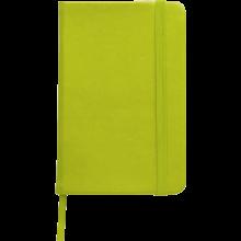 Carnet coloré | Format A6 | 100 pages lignées | 8032889 Citron Vert