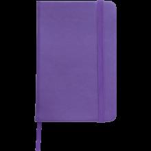 Carnet coloré | Format A6 | 100 pages lignées | 8032889 Violet