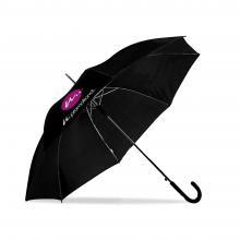 Parapluie avec poignée | Plastique | Ø 98 cm