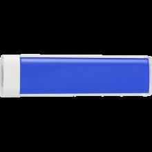 Batterie externe | Powerbank 2200 mAh | Rapide | 8034200 Bleu Cobalt