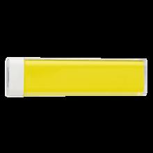 Batterie externe | Powerbank 2200 mAh | Rapide | 8034200 Jaune