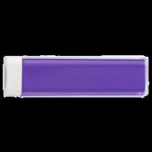 Batterie externe | Powerbank 2200 mAh | Rapide | 8034200 Violet