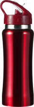Bouteille isotherme | Inox | 500 ml | 8035233 Rouge