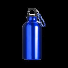 Gourde en aluminium | Livraison rapide | 400 ml | max141 Bleu Cobalt
