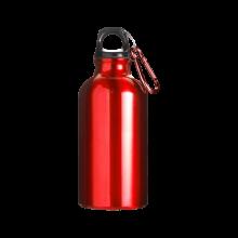 Gourde en aluminium | Livraison rapide | 400 ml | max141 Rouge