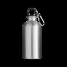 Gourde en aluminium | Livraison rapide | 400 ml | max141 Argent