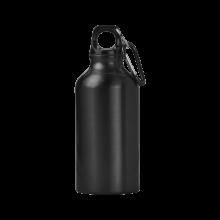Gourde en aluminium | Livraison rapide | 400 ml | max141 Noir