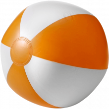 Ballon de plage PVC 26 cm | 8039620 Orange