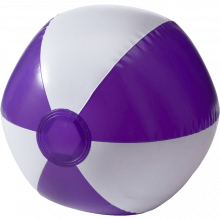 Ballon de plage PVC 26 cm | 8039620 Violet