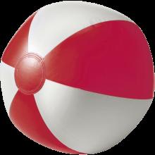 Ballon de plage PVC 26 cm | 8039620 Rouge