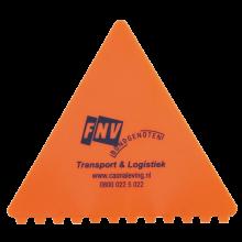 Grattoir à glace standard à personnalisé bon marché | 72817526 Orange