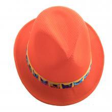 Ruban pour chapeaux   Quadrichromie