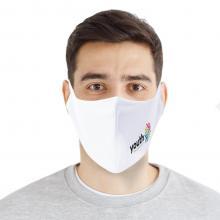 Masque coton | 2 couches | Quadrichromie | 83718388