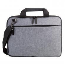 Mallette | En polyester | Compartiment pour ordinateur portable avec doublure