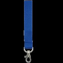 Tour de cou | Polyester | 15 mm | Sur mesure | 87315mm1 Bleu