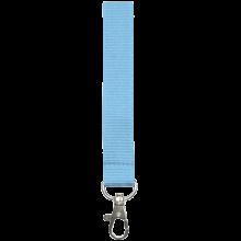 Tour de cou | Polyester | 15 mm | Sur mesure | 87315mm1 Bleu Clair