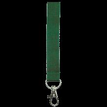 Tour de cou   Polyester   25 mm   Sur mesure   87325mm1 Vert