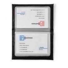 Porte-carte de visite | Laserline | Bonded Leather