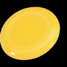 Frisbee | Ø 23 cm | Plastique | 8751312 Jaune