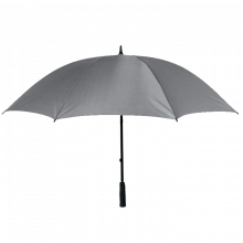 Parapluie tempête   Polyester   Ø 130 cm   8755187 Gris