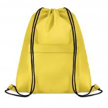 Petit sac à dos |Poche devant avec fermeture éclair | Polyester 210T