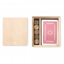 Cartes à jouer | 54 cartes | 5 dés