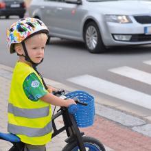Gilet de sécurité enfant | Haute visibilité | Taille unique