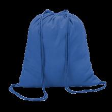 Sac à dos en coton | 100 gr/m2 | Coloré | 8798484 Bleu Royal