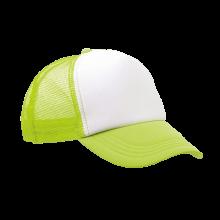 Casquette Trucker | Quadrichromie | Réglable | 8798594FC Néon vert