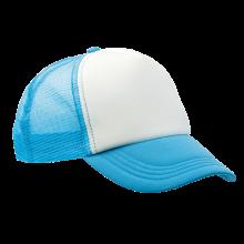 Casquette Trucker | Quadrichromie | Réglable | 8798594FC Turquoise