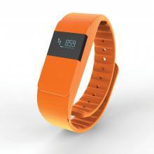 Bracelet connecté   Plusieurs coloris   8833075X Orange