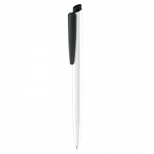 Stylo bille | Dart Basic | Encre bleue | 902600VCM Blanc Noir