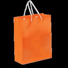 Sac papier de luxe   Format A4   Coloré   9191512 Orange