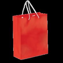 Sac papier de luxe   Format A4   Coloré   9191512 Rouge