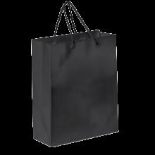 Sac papier de luxe   Format A4   Coloré   9191512 Noir