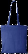 Sac en coton | Coloré | 140 gr/m2 | Rapide | max090 Bleu Royal