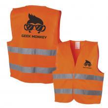 Gilet de sécurité personnalisé | Taille unique | Pas cher
