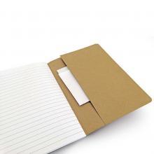 Cahier A5 | Éco en papier recyclé | 80 pages | 1393439