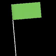 Impression de petits drapeaux | En quadrichromie | 11,5 x 24 cm | 941018 Blanc