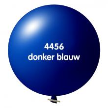 Ballon géant | Ø 80 cm | Rapide | 940014 Bleu foncé