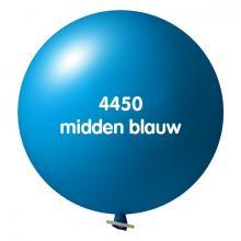Ballon géant | Ø 80 cm | Rapide | 940014 Moyen bleu