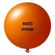 Ballon géant | Ø 80 cm | Rapide | 940014 Orange