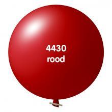 Ballon géant | Ø 80 cm | Rapide | 940014 Rouge